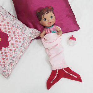 Cobertor-de-Sereia-para-boneca
