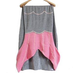 Cobertor-Sereia-Plush-Cinza