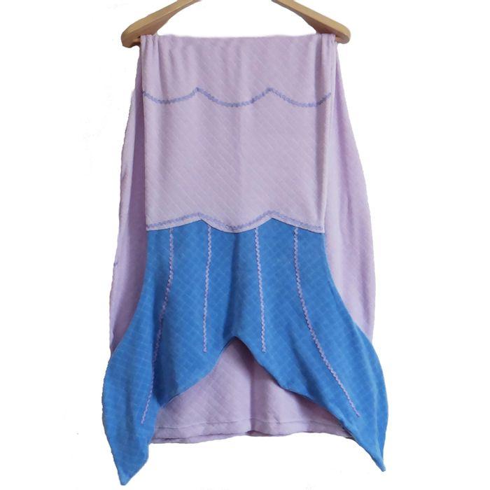 Cobertor-Roxo